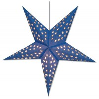 solid_blue_star_lamp