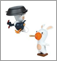 Rabbids action