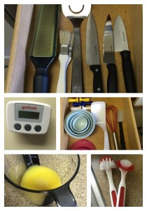 My kitchen drawer