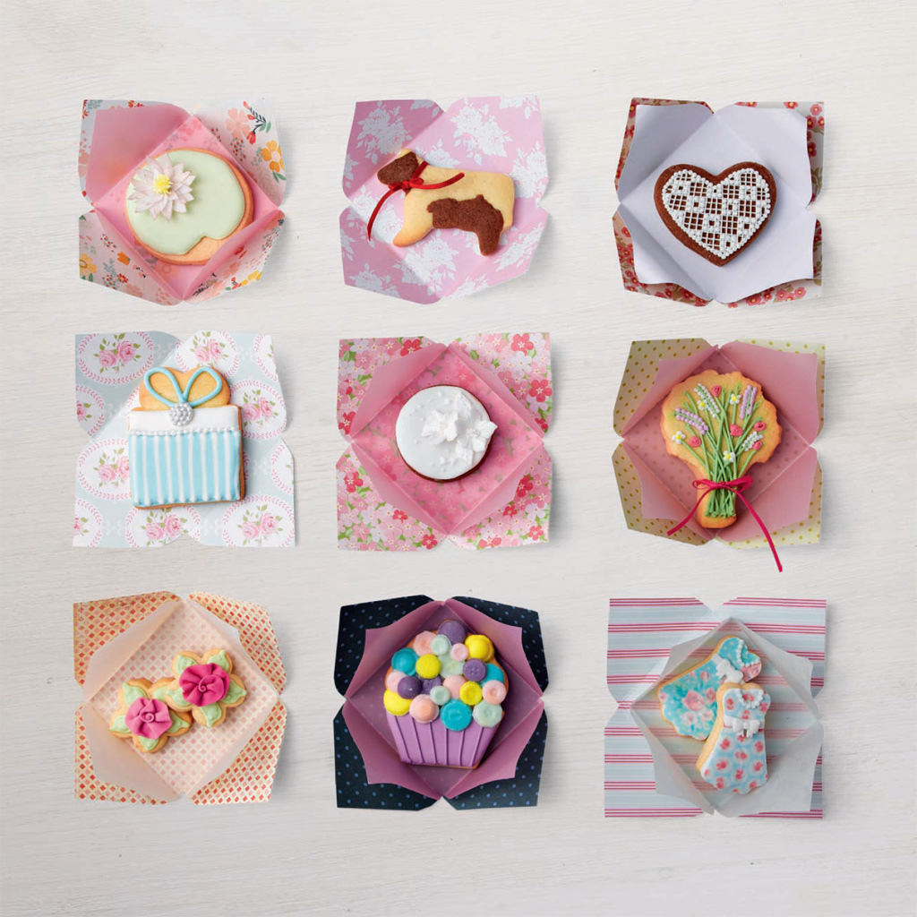 Cake Decorating Classes Central West Nsw : 50 Deliciously Decorative Cookies Giveaway   Kaisy Daisy s Corner