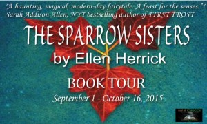 The Sparrow Sisters Book Banner