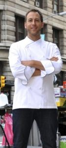 Chef Luca Manfe